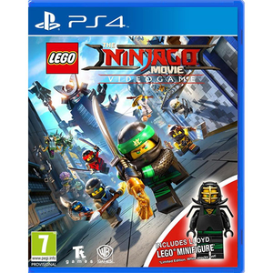 LEGO NINJAGO Movie Video Game Toy Edition PS4