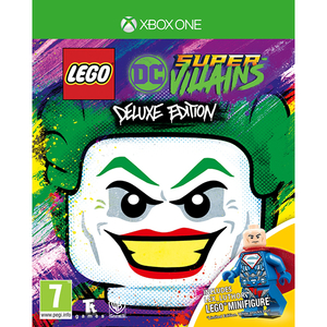 LEGO DC Super-Villains Minifigures Edition Xbox One