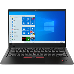 "Laptop LENOVO ThinkPad X1 Carbon Gen6, Intel Core i7-8550U pana la 4.0GHz, 14"" Full HD, 16GB, SSD 1TB, Intel UHD Graphics 620, Windows 10 Pro, Negru"