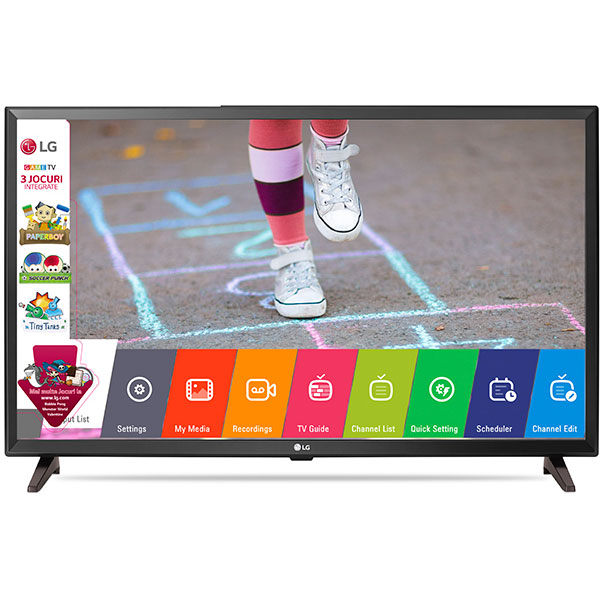 Televizor LED LG 32LK510BPLD, High Definition, 80cm