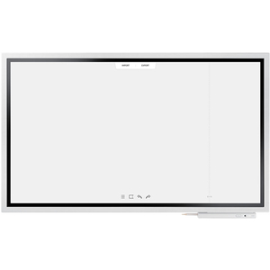 "Tabla interactiva SAMSUNG LH55WMHPTWC/EN, 55"", Wi-Fi, alb"