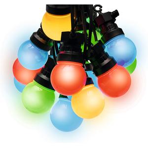 Ghirlanda Party cu LED HOME, LPL 10M, 10 globuri