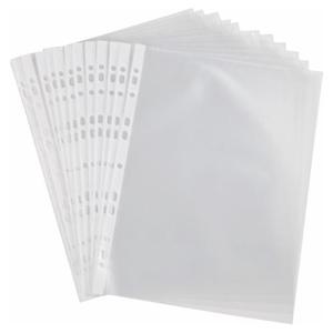 File de protectie documente NOKI, A4, 30 microni, 100 bucati