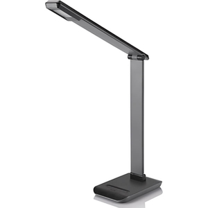 Lampa de birou PHILIPS Crane 71665/30/16, 4W, 250 lumeni, negru