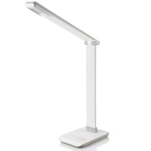 Lampa de birou PHILIPS Crane 71665/31/16, 4W, 250 lumeni, alb