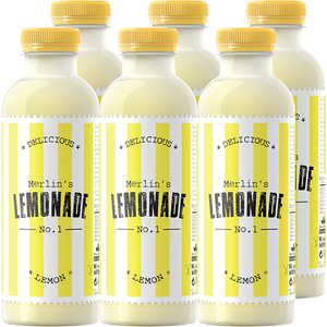 Limonada NO. 1 Lemon bax 0.6L x 6 sticle