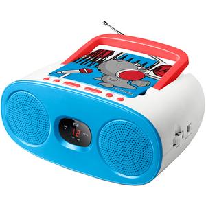 Radio CD portabil MUSE M-20 KDB, CD, FM/MW, albastru