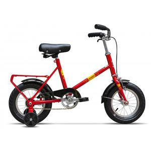 "Bicicleta pentru copii PEGAS Soim 12"" 1S, Red"