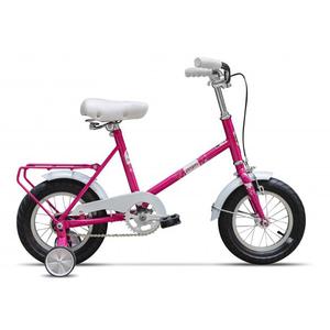 """Bicicleta pentru copii PEGAS Soim 12"""" 1S, Pink"""