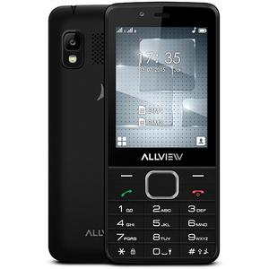 Telefon ALLVIEW M10 Luna, 2G, Dual SIM, Black