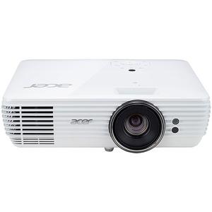 Videoproiector ACER M550, 4K UHD, 3000 lumeni, alb