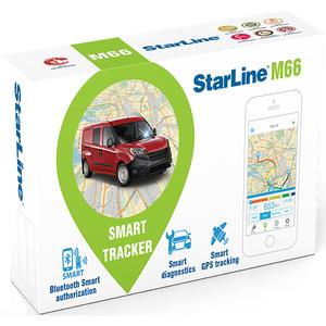 GPS Smart Tracker STARTLINE M66