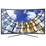 Televizor curbat LED Smart Full HD, 123cm, Tizen, SAMSUNG UE49M6302A