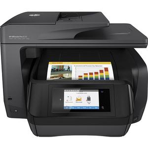 Multufunctional inkjet color HP OfficeJet Pro 8725 All-in-One, A4, USB, Retea, Wi-Fi