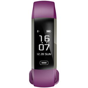 Bratara fitness MAXCOM FitGo FW11 Light, Android/iOS, violet