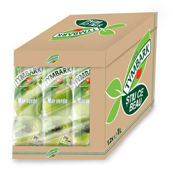 Nectar natural TYMBARK Mar Verde bax 1L x 12 cutii