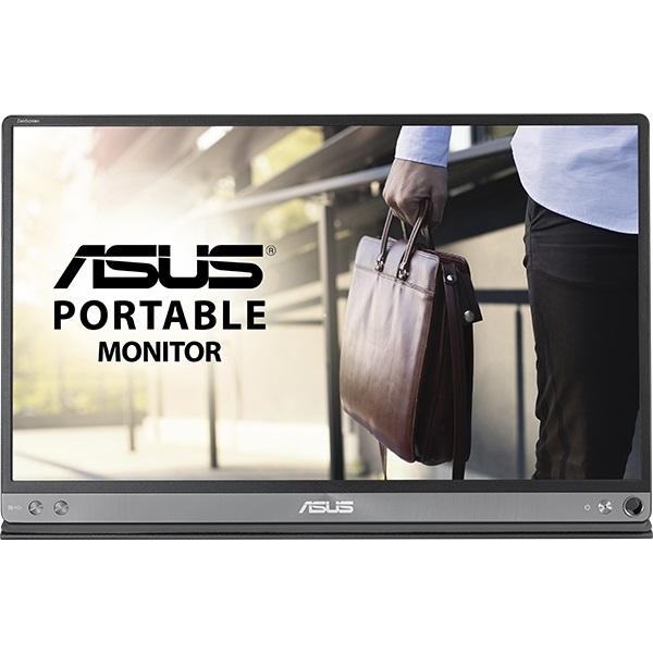 """Monitor LED IPS ASUS ZenScreen MB16AC, 15.6"""", Full HD"""