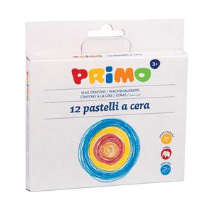 Creioane cerate MOROCOLOR Primo, 12 culori