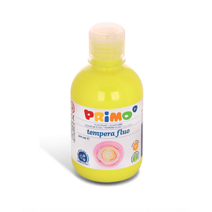 Tempera metalizata MOROCOLOR Primo, 300 ml, galben