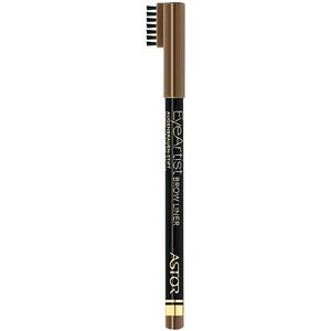 Creion pentru sprancene ASTOR, 085 Gold Brown, 1.4g