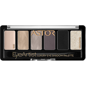 Paleta fard ASTOR Eye Artist Luxury, 300 Rosy Greys, 5.6g