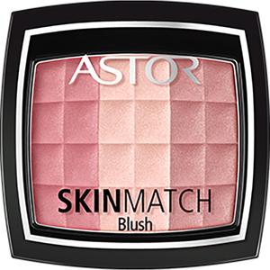 Fard de obraz ASTOR Skinmatch, 001 Rosy Pink, 7g