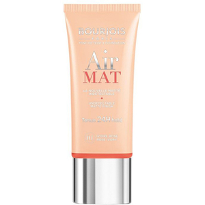 Fond de ten BOURJOIS Air Mat, 01 Ivoire Rose, 30ml