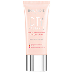 Fond de ten BOURJOIS City Radiance, 02 Vanille, 30ml