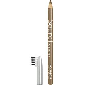 Creion pentru sprancene BOURJOIS Sourcil Precision, 06 Blond Clair, 1.13g