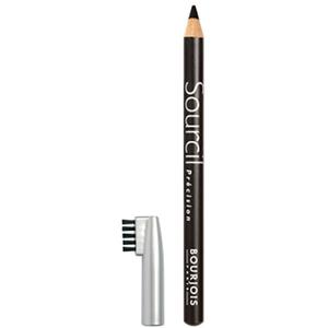 Creion pentru sprancene BOURJOIS Sourcil Precision, 08 Brun Brunette, 1.13g