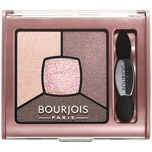 Fard de pleoape BOURJOIS Smoky Stories, 02 Over Rose, 3.2g