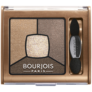 Fard de pleoape BOURJOIS Smoky Stories, 06 Upside Brown, 3.2g