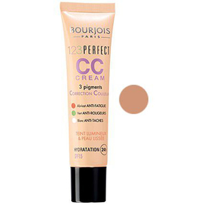 Crema CC Bourjois 1,2,3 Perfect, 34 Hale, 30ml