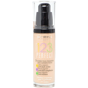 Fond de ten BOURJOIS 123 Perfect, 51 Vanille Clair, 30ml
