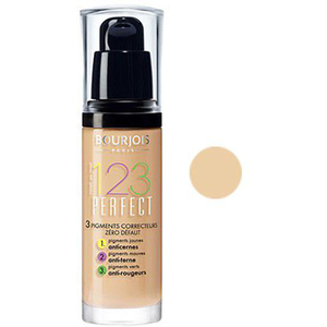 Fond de ten BOURJOIS 123 Perfect, 53 Beige Clair, 30ml