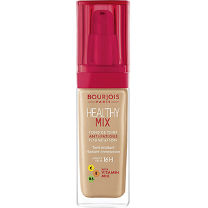 Fond de ten BOURJOIS Healthy Mix, 55 Dark Beige, 30ml