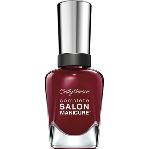 Lac de unghii SALLY HANSEN Complete Salon Manicure, 632 Society Ruler, 14.7ml