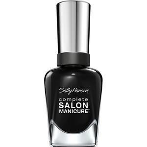 Lac de unghii SALLY HANSEN Complete Salon Manicure, 700 Hooked On Onyx, 14.7ml
