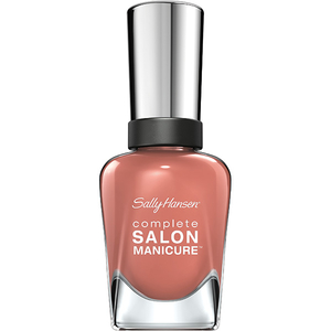 Lac de unghii SALLY HANSEN Complete Salon Manicure, 260 So Much Fawn, 14.7ml
