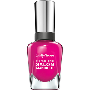 Lac de unghii SALLY HANSEN Complete Salon Manicure, 542 Cherry Up, 14.7ml