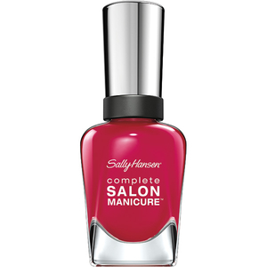 Lac de unghii SALLY HANSEN Complete Salon Manicure, 565 Aria Red-y?, 14.7ml