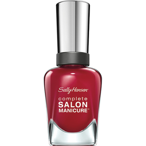 Lac de unghii SALLY HANSEN Complete Salon Manicure, 575 Red-Handed, 14.7ml