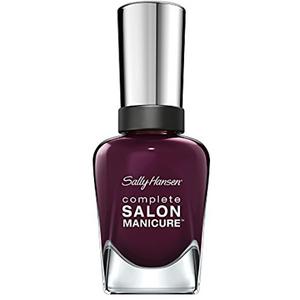 Lac de unghii SALLY HANSEN Complete Salon Manicure, 660 Pat on the Black, 14.7ml