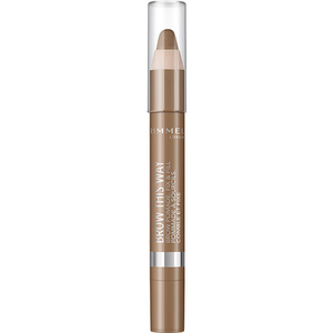 Creion pentru sprancene RIMMEL Pommade, 002 Medium, 3.25g