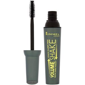 Mascara RIMMEL London Volume Shake, Black, 9 ml