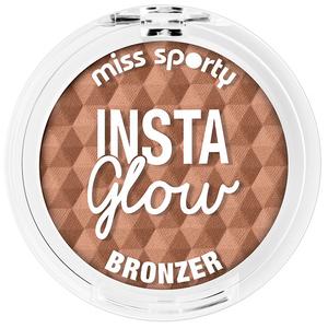Bronzer MISS SPORTY Insta Glow Bronzer, 002, 6.5g