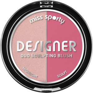 Fard de obraz MISS SPORTY Darping Blush, 200, 9g