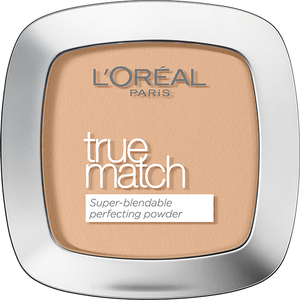 Pudra compacta L'OREAL PARIS Paris True Match, 5D/W Golden Sand, 9g