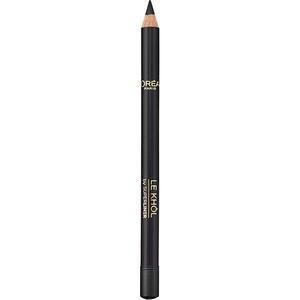 Creion de ochi L'OREAL PARIS Superliner Le Khol, 101 Midnight Black, 1.2g