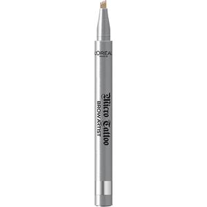 Creion pentru sprancene L'OREAL PARIS Brow Artist Micro Tattoo, 101 Blond, 5g